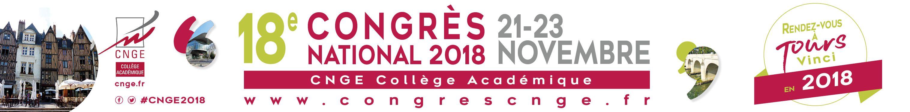 Congres CNGE