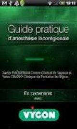 Guide anesthésie locorégionale
