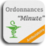 Ordonnances minute - Ambulatoire