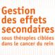 Gestion des effets secondaires sous thérapies ciblées dans le cancer du rein