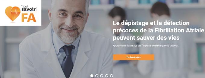 Le site www.toutsavoirsurlaFA.fr